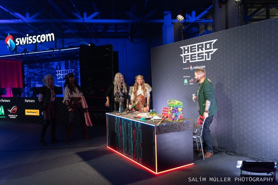 Herofest 2020 - Cosplay Challenge - On Scene (Preview) - 007