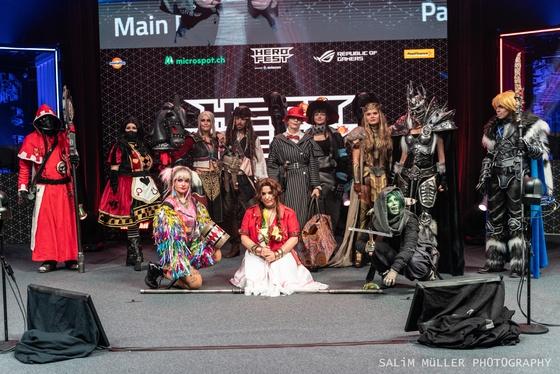 Herofest 2020 - Cosplay Contest (Preview) - 020