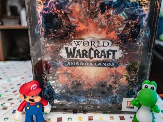 World of Warcraft Shadowlands Collector's Edition Unboxing - 001