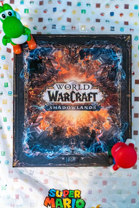 World of Warcraft Shadowlands Collector's Edition Unboxing - 004