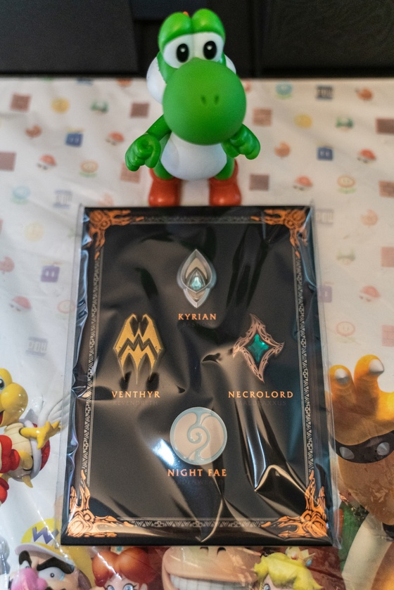 World of Warcraft Shadowlands Collector's Edition Unboxing - 008