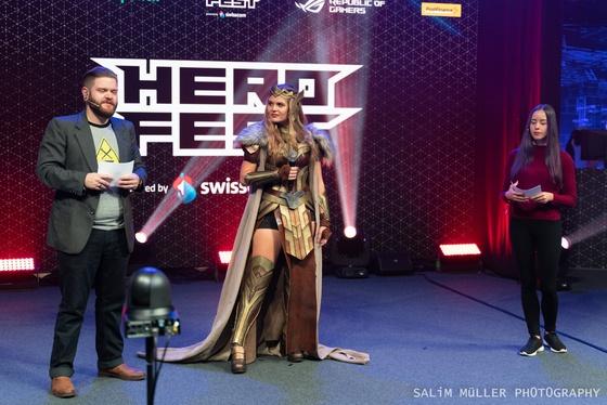 Herofest 2020 - Cosplay Contest - 006