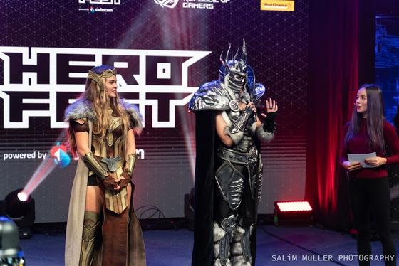 Herofest 2020 - Cosplay Contest - 009