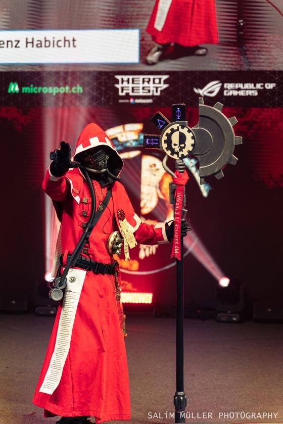 Herofest 2020 - Cosplay Contest - 028