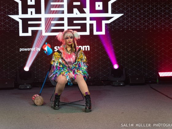 Herofest 2020 - Cosplay Contest Outtakes - 002