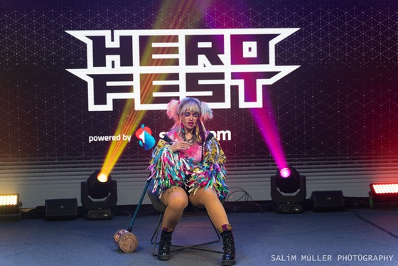 Herofest 2020 - Cosplay Contest Outtakes - 004