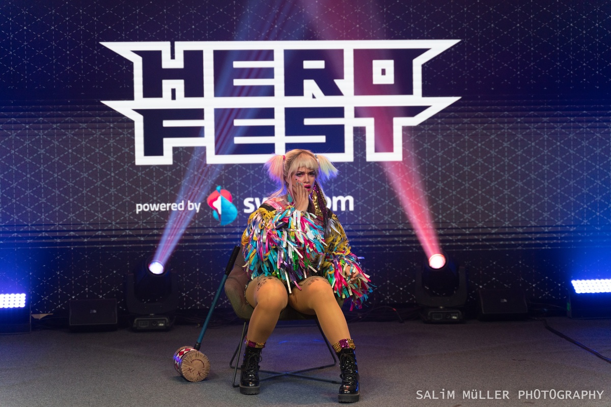Herofest 2020 - Cosplay Contest Outtakes - 006