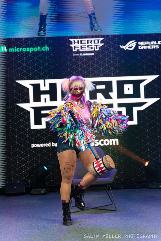 Herofest 2020 - Cosplay Contest Outtakes - 017