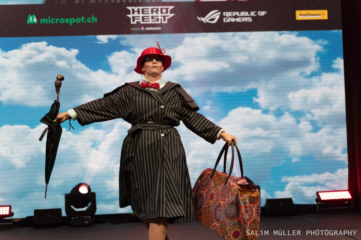 Herofest 2020 - Cosplay Contest Outtakes - 100