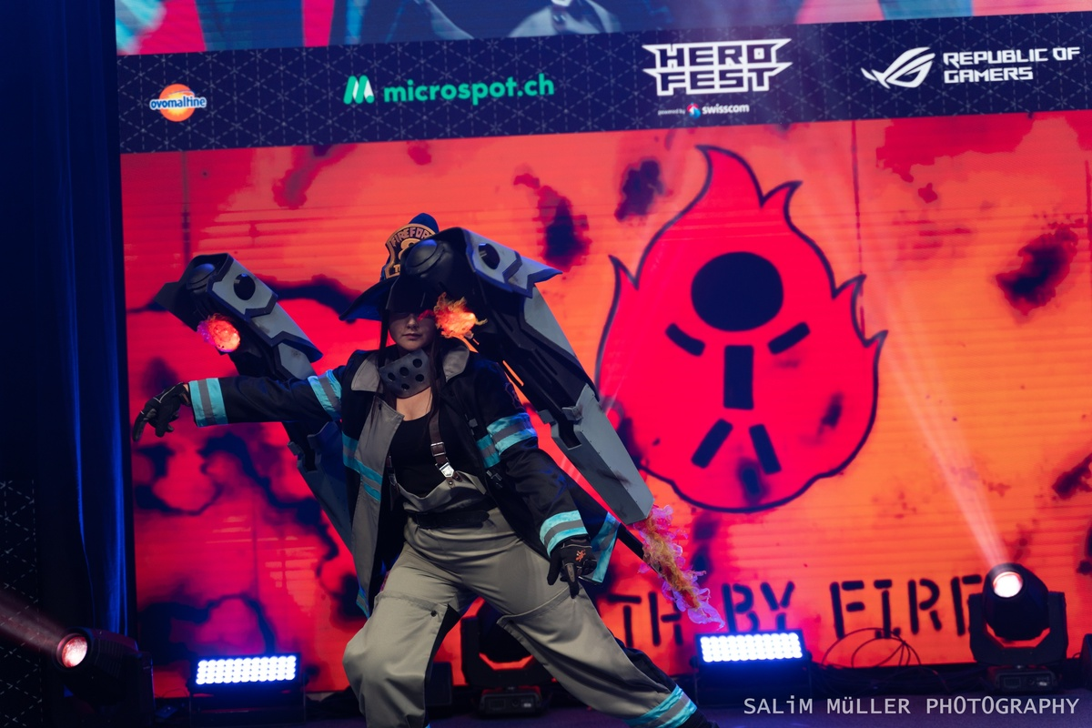 Herofest 2020 - Cosplay Contest Outtakes - 107