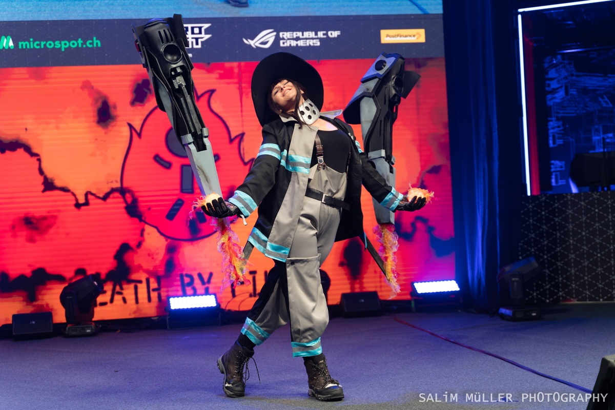 Herofest 2020 - Cosplay Contest Outtakes - 181