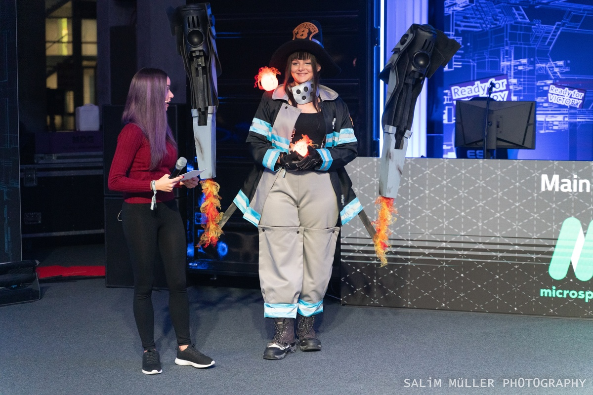 Herofest 2020 - Cosplay Contest Outtakes - 190