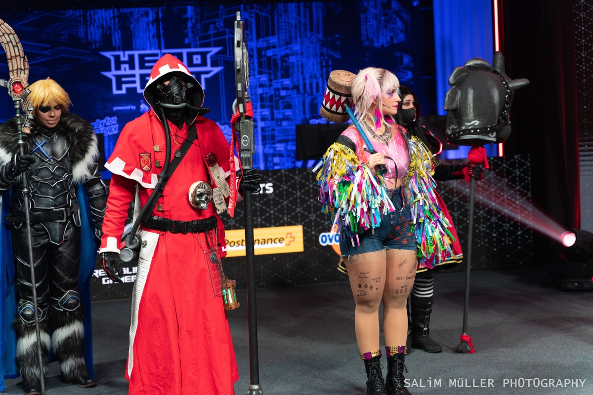 Herofest 2020 - Cosplay Contest Outtakes - 280