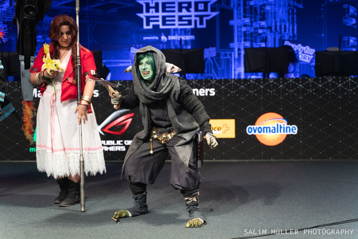 Herofest 2020 - Cosplay Contest Outtakes - 295