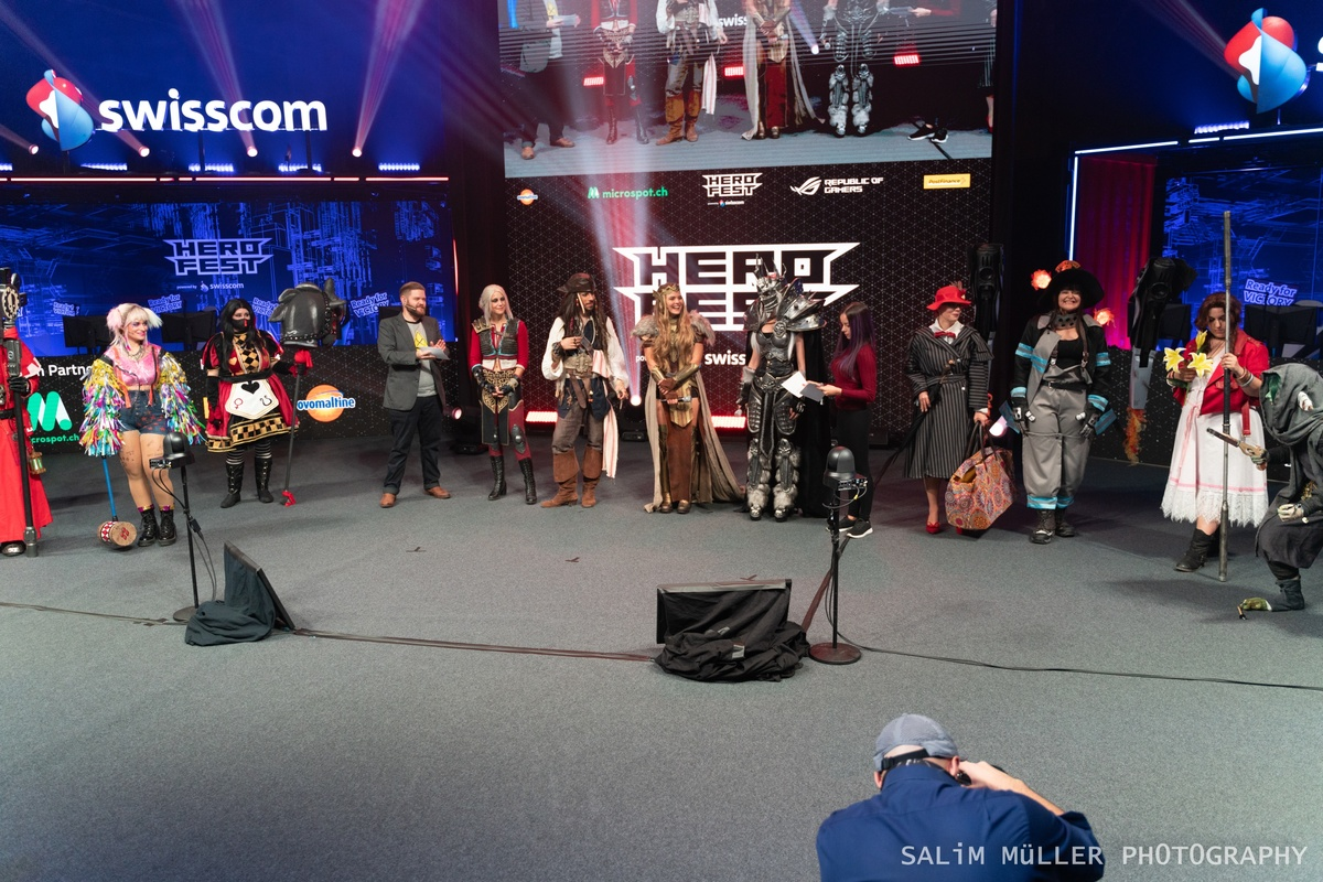 Herofest 2020 - Cosplay Contest Outtakes - 296