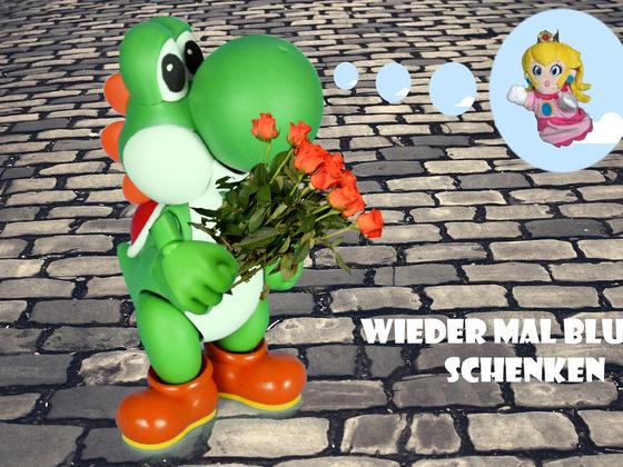 Mario & Yoshi Wallpaper - 002