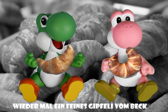 Mario & Yoshi Wallpaper - 011