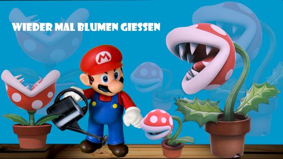 Mario & Yoshi Wallpaper - 024