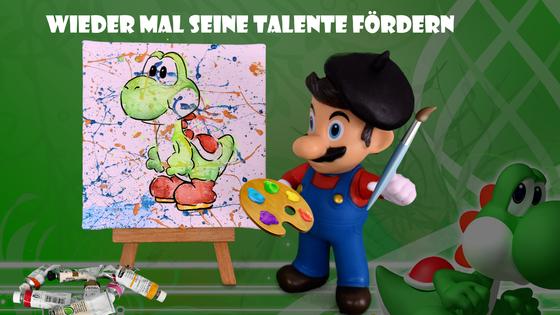 Mario & Yoshi Wallpaper Februar 2021 - 002