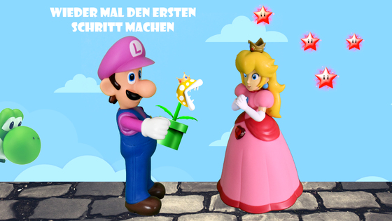 Mario & Yoshi Wallpaper Februar 2021 - 003