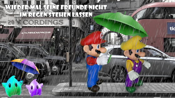 Mario & Yoshi Wallpaper Februar 2021 - 015