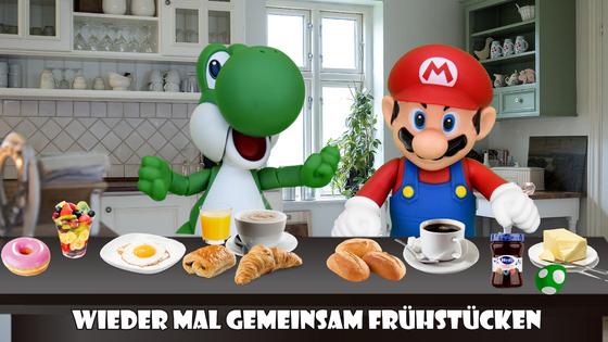 Mario & Yoshi Wallpaper Februar 2021 - 017