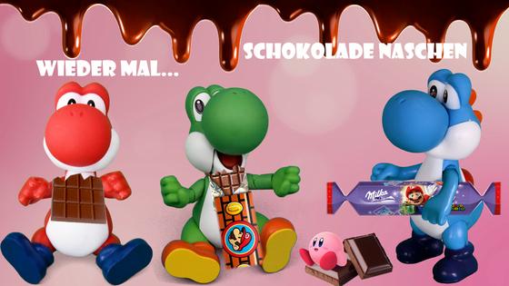 Mario & Yoshi Wallpaper Februar 2021 - 020