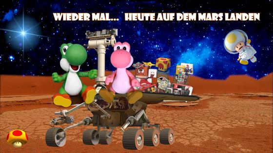 Mario & Yoshi Wallpaper Februar 2021 - 021