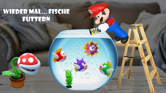 Mario & Yoshi Wallpaper Februar 2021 - 022