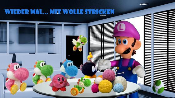Mario & Yoshi Wallpaper Februar 2021 - 025