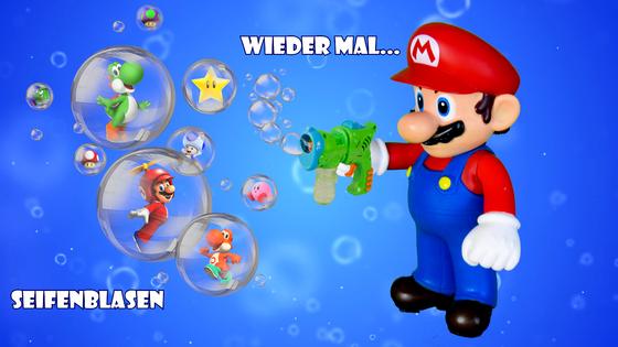 Mario & Yoshi Wallpaper Februar 2021 - 028