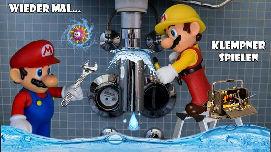 Mario & Yoshi Wallpaper Februar 2021 - 029
