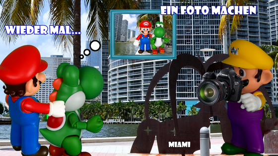 Mario & Yoshi Wallpaper März 2021 - 010