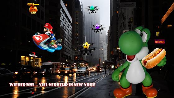 Mario & Yoshi Wallpaper März 2021 - 012