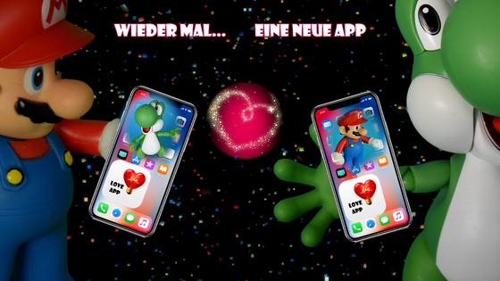 Mario & Yoshi Wallpaper März 2021 - 014