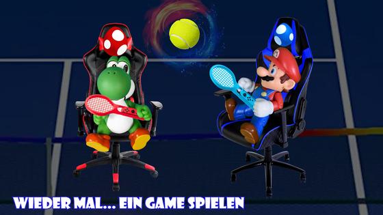 Mario & Yoshi Wallpaper März 2021 - 018