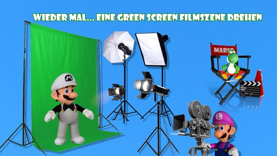 Mario & Yoshi Wallpaper März 2021 - 020