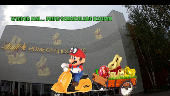Mario & Yoshi Wallpaper März 2021 - 022