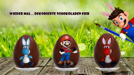 Mario & Yoshi Wallpaper März 2021 - 024