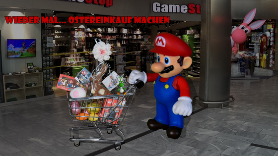 Mario & Yoshi Wallpaper März 2021 - 027