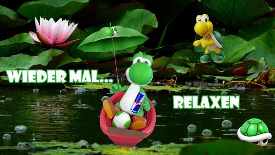 Mario & Yoshi Wallpaper Mai 2021 - 005