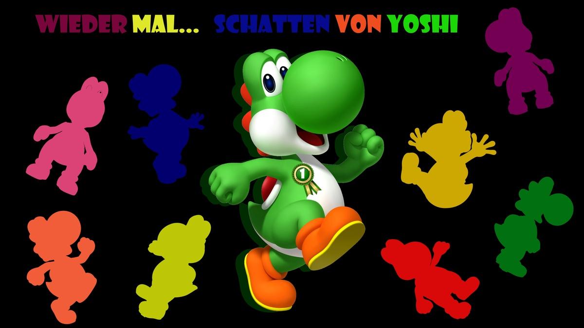 Mario & Yoshi Wallpaper Mai 2021 - 021