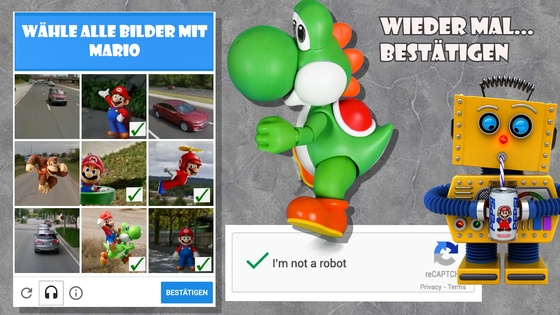 Mario & Yoshi Wallpaper Mai 2021 - 025