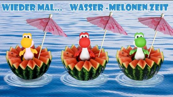 Mario & Yoshi Wallpaper Mai 2021 - 030