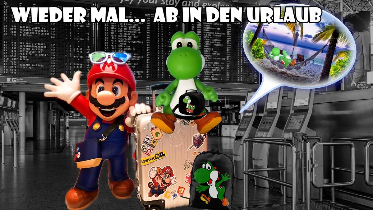Mario & Yoshi Wallpaper Juni 2021 - 005