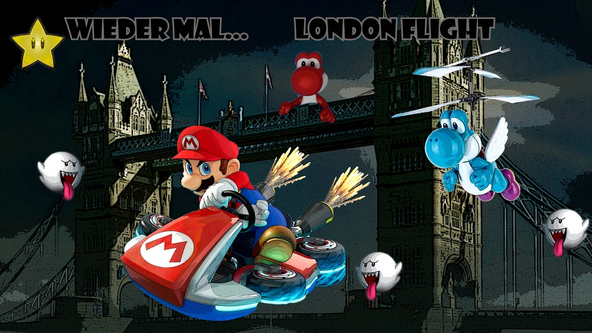 Mario & Yoshi Wallpaper Juni 2021 - 008