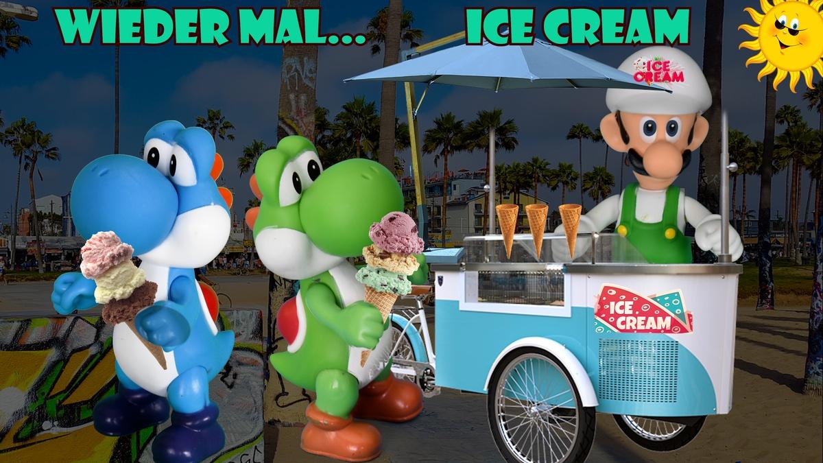 Mario & Yoshi Wallpaper Juni 2021 - 010