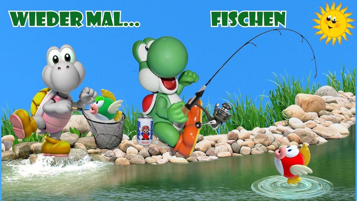 Mario & Yoshi Wallpaper Juni 2021 - 012