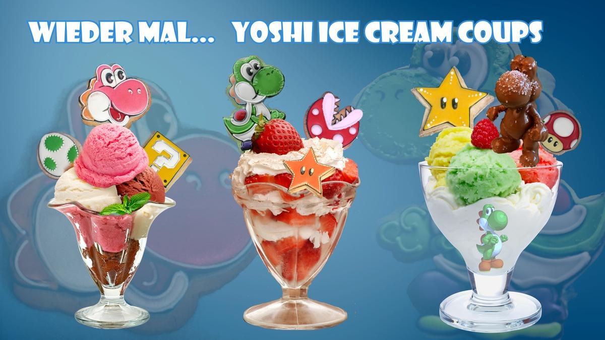 Mario & Yoshi Wallpaper Juni 2021 - 020