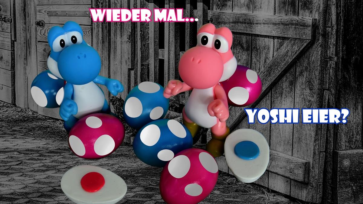 Mario & Yoshi Wallpaper Julii 2021 - 009